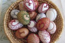 Velikonoční dekorace do 100 Kč / Tipy na velikonoční dekorace