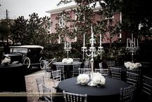 The Veranda  / by Orlando Wedding & Party Rentals