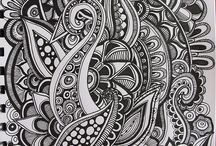 Zentangle billeder