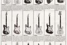 60s bizarre instruments / お気に入りのビザール楽器