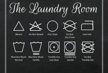 Organised Laundry Rooms