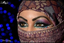 More Is More...Glam Fairies / Fierce Makeup...