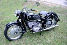 BMW vintage motorcycles