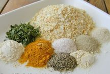 Homemade spice-mixes