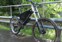 Electric Mountain Bikes / by Electric Bike Report