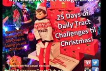 25 Days Of Christmas Tract Challenges