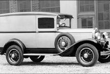 Dodge Pickups 1929~32 / History of Dodge Pickups #2