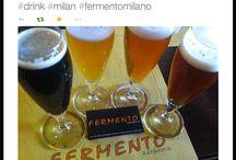 Birra / Birra Artigianale al Fermento Art&nPub di Via Ugoni, 18 a Milano