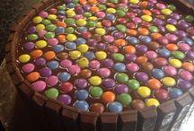 hannah birthday cake