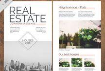 Real Estate // Ads