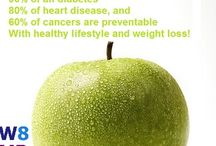 Benefits of losing weight / Did you 90 percent of diabetes, 80 percent of cardiovascular disease and 60 percent of cancers are preventable with weight loss and life style intervention as reported on W8MD medical weight loss centers of America?