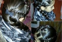 My hair style ideas