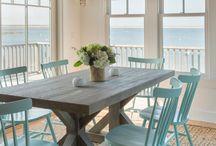 Židle v kuchyni