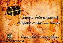 Publicaciones para Joyería Intercontinental