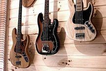 Colgador de Guitarras