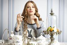 Pepita fall winter 2015/16 / Alice in Wonderland Inspiration