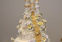 Castle Wedding Cakes