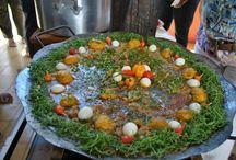 CULINÁRIA DO CERRADO NORTE DE MINAS GERAIS / Pequi, carne de sol, manteiga de requeijão, feijão tropeiro.....