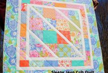 Baby & Preemie Quilts / Tutorials and patterns for baby and preemie quilts. / by Melissa Dunworth