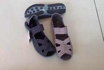 Lulia open toe flat shoes