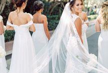 Brides Maids Dresses / Inspiration for your bride maids to look perfect together. - Bruidsmeisjes -   Jessica Jongman is a dutch fine art wedding photographer with love for elegant & romantic weddings. www.jessicajongman.com