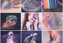 // colourful life //