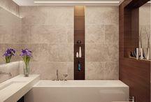 Baths contemporan