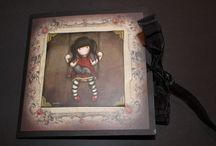 mini album scrapbook gorjuss 3