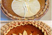 Pie Dekoration