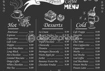 menu charovne
