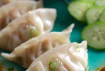 Dumplings, Eggrolls, Etc - Meat