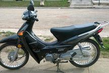 My motorcycle / Honda wave 110