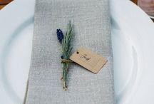 Lilac & Blue Wedding    Colour Inspiration