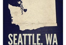Washington...home / The beautiful Northwest corner of the continental United States. / by Anne Comer