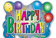Verjaardag / Versieringen, ballonnen of slingers nodig voor een verjaardagsfeestje? Bij Feestwinkel Altijd Feest hebben we leuke feest decoraties voor een verjaardag.