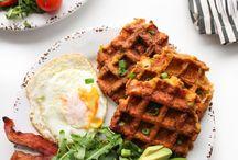 Sweet kuma waffle