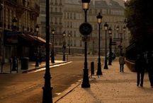 Paris / Love of a city