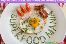 The best foods for breakfast
