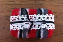 Felting and woolwork