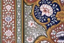 wall painting /fresco