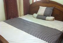 Batik Bedsheets