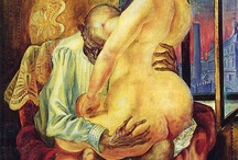 Otto Dix and other / Artisti tedeschi 1914-1960