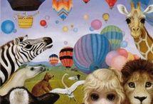 OJOS DE MARGARET KEANE / Margaret Keane, cuyas creaciones de niños con ojos enormes causaron sensación a nivel masivo durante las décadas de 1950 y 1960, aunque también fueron duramente criticadas en el ambiente del arte. Pero uno de los aspectos más salientes en la vida de esta artista que en la actualidad tiene 86 años es  que tuvo  que luchar contra su marido, Walter, quien se atribuyó durante años la autoría de su obra e incluso la amenazó de muerte.