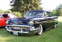 Chevy Bel Air  / by StreetSideAuto.com