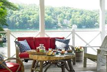 My Country Living Dream Porch