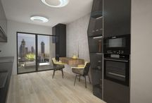 Ydn / Architecture - interior architecture- modern room