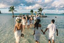 Breathtaking ideas for wedding locations / Finding the ideal wedding location is among the important wedding decisions every bride/groom would have to make at some point. So here are a few ideas from around the web.