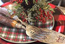 Christmas Tablescapes / by Cynthia Nouri