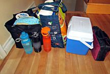 organize for road trips