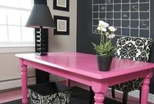Office redesign / by Jenny Powell